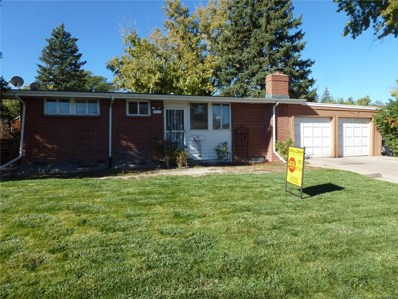 2181 S Wolcott Court, Denver, CO 80219 - MLS#: 4813951
