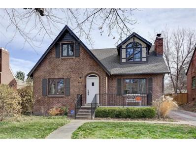 642 Birch Street, Denver, CO 80220 - MLS#: 4815478