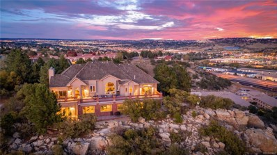 106 Sunbird Cliffs Lane, Colorado Springs, CO 80919 - MLS#: 4816636