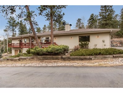 675 Witter Gulch Road, Evergreen, CO 80439 - #: 4821785