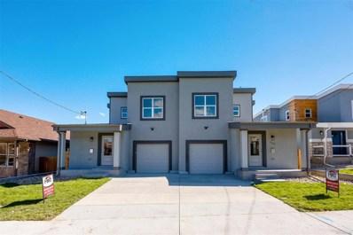 956 S Utica Street, Denver, CO 80219 - MLS#: 4822710