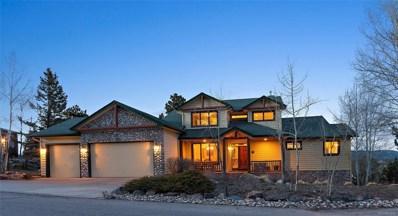 3124 Elk View Drive, Evergreen, CO 80439 - #: 4826019