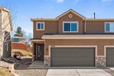 6095 Kingdom View, Colorado Springs, CO 80918 - MLS#: 4826369