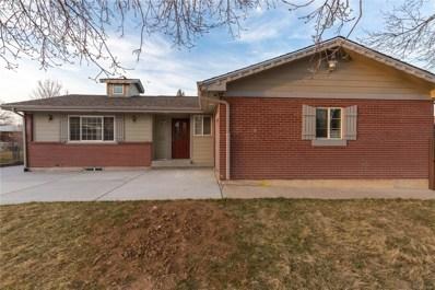 1681 Pecos Way, Denver, CO 80221 - MLS#: 4827525