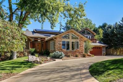 4934 Idylwild Trail, Boulder, CO 80301 - MLS#: 4829690