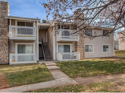 14142 E Colorado Drive UNIT 204, Aurora, CO 80012 - MLS#: 4835607