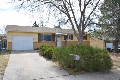 5215 Tomah Circle, Colorado Springs, CO 80918 - MLS#: 4837474