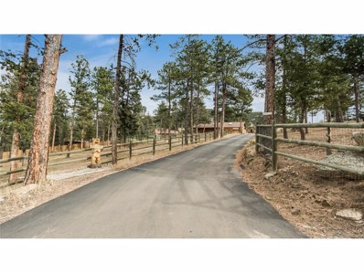 32983 Snowshoe Road, Evergreen, CO 80439 - #: 4839368