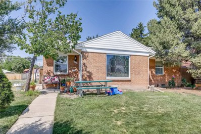 1335 Wolff Street, Denver, CO 80204 - MLS#: 4839998