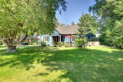510 Poplar Street, Denver, CO 80220 - MLS#: 4840388