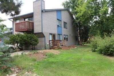 2024 Goss Street UNIT 7, Boulder, CO 80302 - MLS#: 4841088