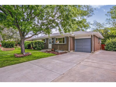 6028 Quail Court, Arvada, CO 80004 - MLS#: 4843645