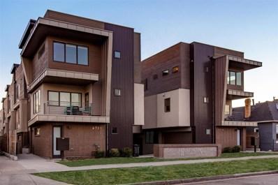 2728 W 26th Avenue UNIT 102, Denver, CO 80211 - MLS#: 4848358