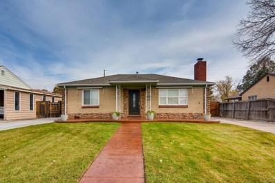 1326 S Clay Street, Denver, CO 80219 - MLS#: 4848852