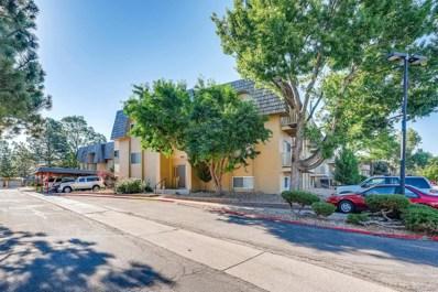 7335 E Quincy Avenue UNIT 207, Denver, CO 80237 - MLS#: 4849736