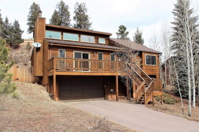 120 Red Rock Court, Woodland Park, CO 80863 - #: 4851954