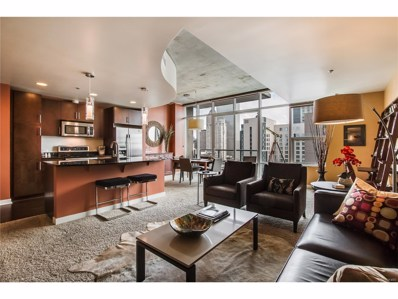 891 14th Street UNIT 1810, Denver, CO 80202 - MLS#: 4855940