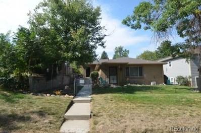 2531 S Pennsylvania Street, Denver, CO 80210 - MLS#: 4858003