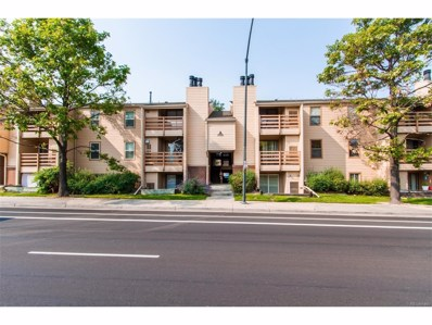 7665 E Eastman Avenue UNIT A107, Denver, CO 80231 - MLS#: 4858582