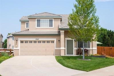19547 E Bellisario Creek Drive, Parker, CO 80134 - MLS#: 4860079