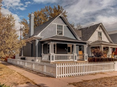 95 W Maple Avenue, Denver, CO 80223 - #: 4861501