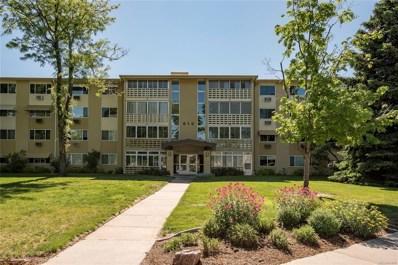 610 S Clinton Street UNIT 1D, Denver, CO 80247 - MLS#: 4870688