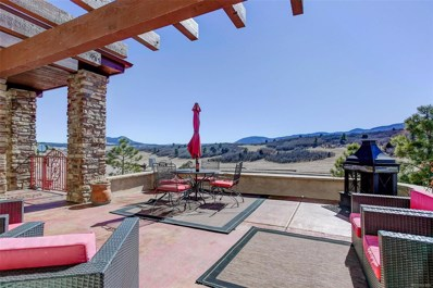 4473 Echo Drive, Larkspur, CO 80118 - MLS#: 4871023