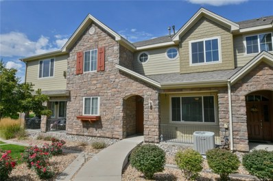 15496 W 66th Drive UNIT F, Arvada, CO 80007 - #: 4871726