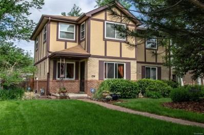 1225 Niagara Street, Denver, CO 80220 - #: 4877300