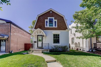 381 Clarkson Street, Denver, CO 80218 - MLS#: 4879026