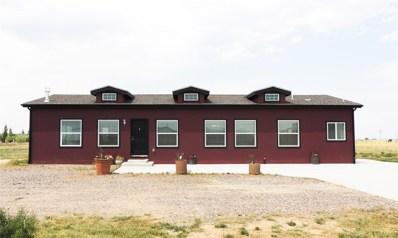 3 E Ranch Road, Wiggins, CO 80654 - MLS#: 4881057