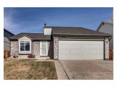 12723 W Arlington Place, Littleton, CO 80127 - MLS#: 4881400