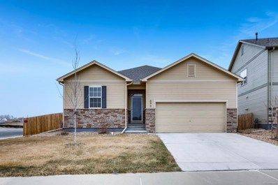 596 Columbine Avenue, Fort Lupton, CO 80621 - MLS#: 4883109