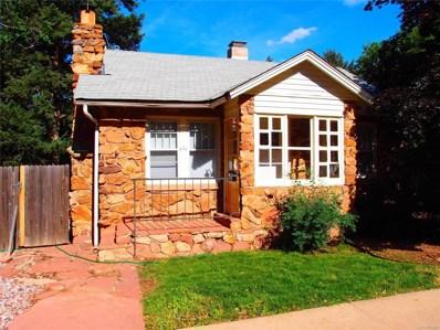 524 18th Street, Boulder, CO 80302 - MLS#: 4883329