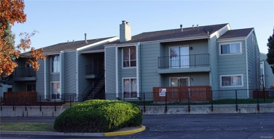2330 E Fremont Avenue UNIT C19, Centennial, CO 80122 - MLS#: 4888956