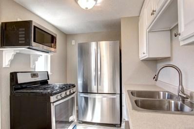 2787 Harlan Street UNIT 5, Wheat Ridge, CO 80214 - MLS#: 4889036