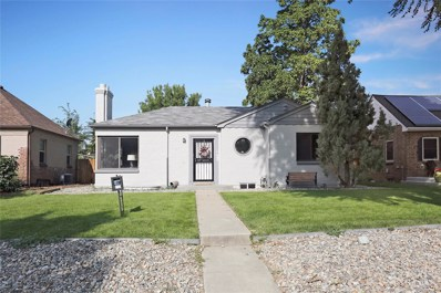 2815 Glencoe Street, Denver, CO 80207 - MLS#: 4892338