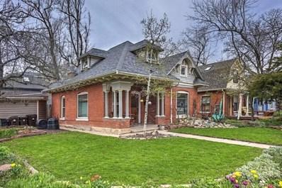 1728 Grove Street, Boulder, CO 80302 - MLS#: 4894718