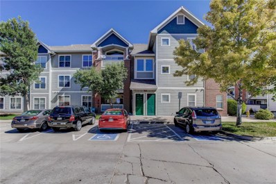 14353 E 1st Drive UNIT 104, Aurora, CO 80011 - MLS#: 4899493