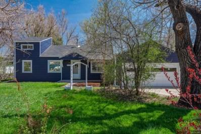1210 N Brentwood Street, Lakewood, CO 80214 - MLS#: 4902770