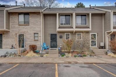 8767 W Cornell Avenue UNIT 7, Lakewood, CO 80227 - #: 4905939
