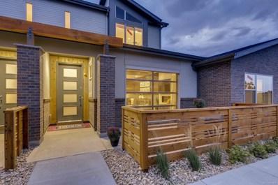 12261 W Alameda Drive UNIT 25, Lakewood, CO 80228 - MLS#: 4907539