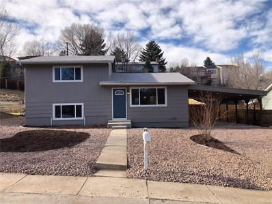2573 Royalty Court, Colorado Springs, CO 80904 - MLS#: 4909082