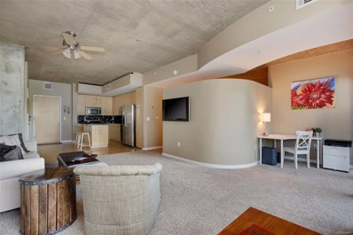 1700 Bassett Street UNIT 310, Denver, CO 80202 - MLS#: 4913944