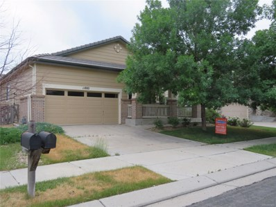 11882 Fairplay Street, Commerce City, CO 80603 - MLS#: 4917322