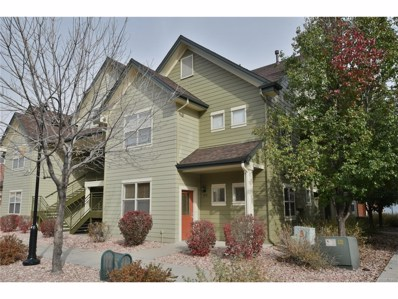 5464 Zephyr Street UNIT 102, Arvada, CO 80002 - MLS#: 4921810
