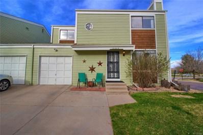 16300 E Radcliff Place UNIT A, Aurora, CO 80015 - MLS#: 4922668