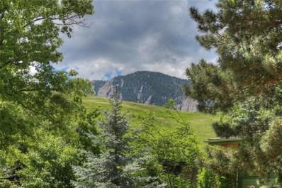 280 Abbey Place, Boulder, CO 80302 - MLS#: 4925917