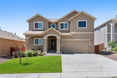 7486 Dutch Loop, Colorado Springs, CO 80925 - MLS#: 4926412