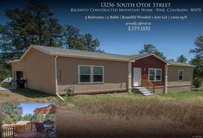 13256 S Otoe Street, Pine, CO 80470 - #: 4928363